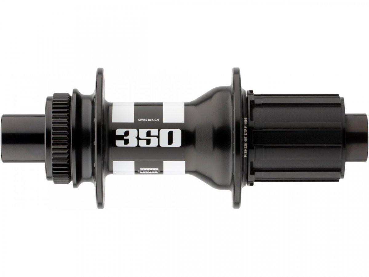 Втулка задняя DT Swiss 350 135/10 CL MTB, черная, 32 отв. OEM - купить в Минске, цены и фото в каталоге