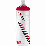 Бутылка CamelBak Podium 24 oz (0.71L) Clear Red
