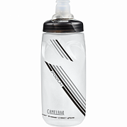 Бутылка CamelBak Podium 21 oz (0.62L) Clear Carbon